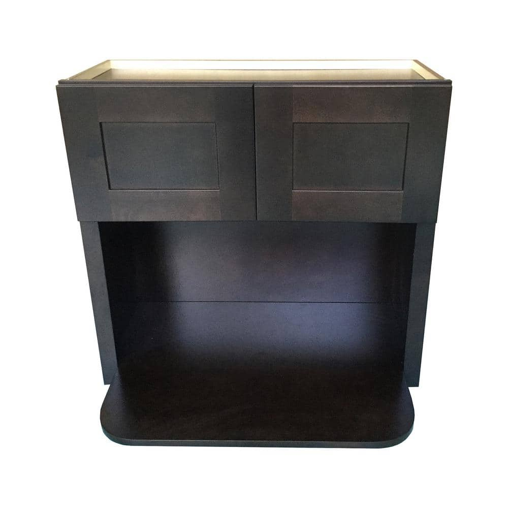 Shaker Microwave Wall Cabinet