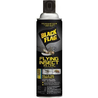 Flying Insect Killer 18 oz Aerosol Clean Fresh Scent