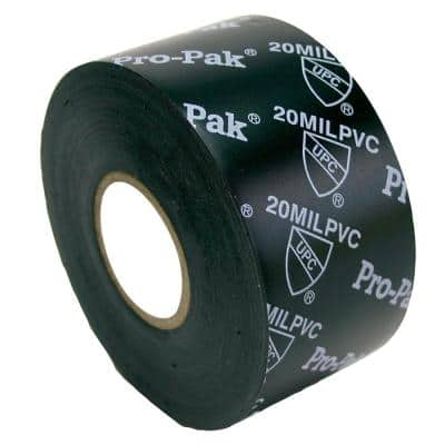 2 in. x 50 ft. 20 Mil Pipe Wrap Tape