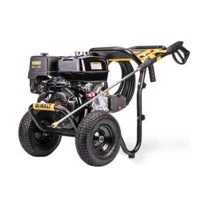 4400 PSI 4.0 GPM Gas Pressure Washer Powered by 420cc Engine