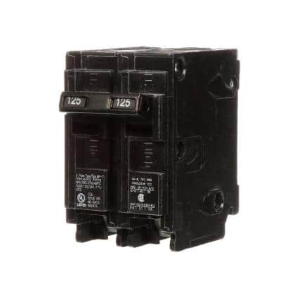 125 Amp Double-Pole Type MP-T Circuit Breaker