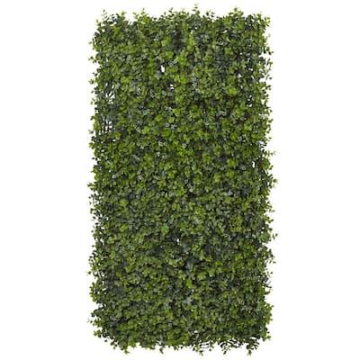 Indoor 12in. x 12in. Eucalyptus Mat (Set of 8)