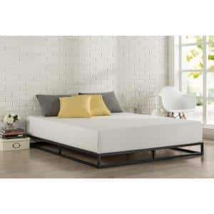 Joseph Modern Studio 6 Inch Platforma Low Profile Bed Frame, Full