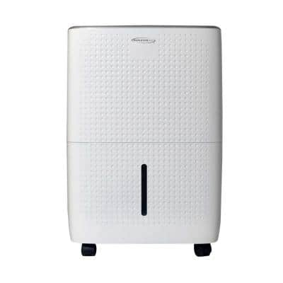 35-Pint ENERGY STAR Rated Dehumidifier with Mirage Display and Tri-Pat Safety Technology