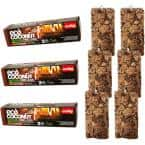 Ecofire Eco Coconut Super Fire Log 1-Hour Burn Time (3-Pack)