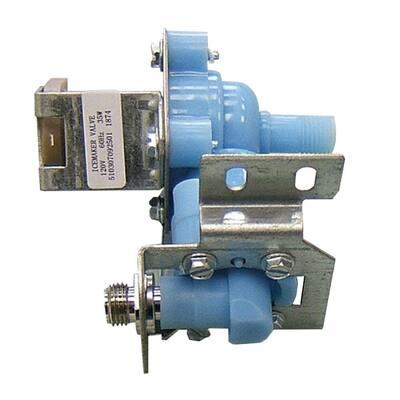 WV8047 4 in. x 3.25 in. Solenoid Water Valve