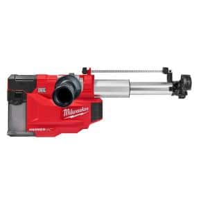M12 12-Volt Lithium-Ion Cordless HAMMERVAC Universal Dust Extractor (Tool-Only)