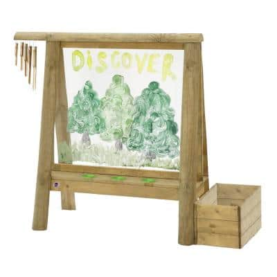 Discovery Wooden Create and Paint Easel