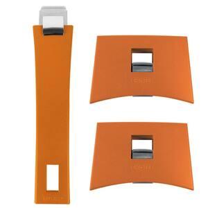 Mutine 3-Piece Resin Cookware Set in Orange