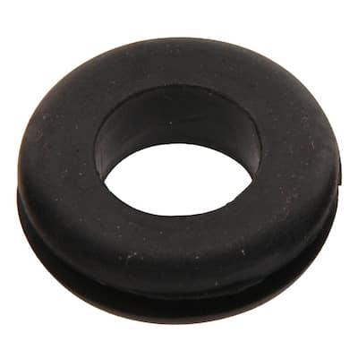 1/2 in. Inner Diameter - 31/32 in. Outer Diameter Rubber Grommet