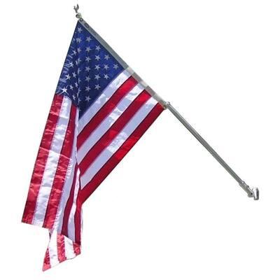 3 ft. x 5 ft. Nyl-Glo U.S. Flag Kit