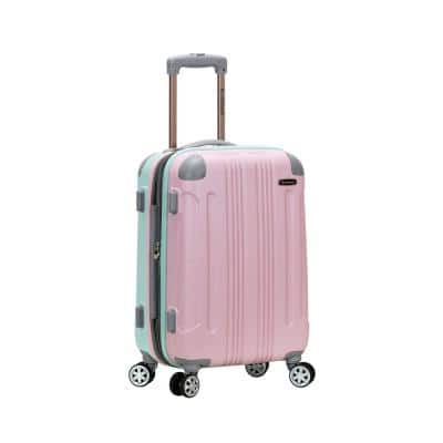 F1901 Expandable Sonic 20 in. Hardside Spinner Carry On Luggage, Mint