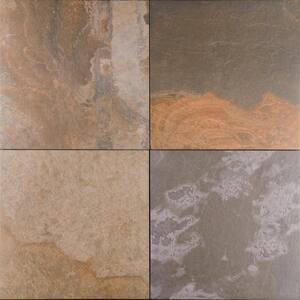 Mystique Multicolor 24 in. x 24 in. Square Matte Porcelain Paver Floor Tile (14 Pieces/56 sq. ft./Pallet)