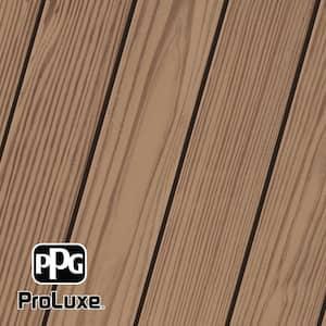 1 gal. #HDG-ST-156 Cedar SRD Exterior Semi-Transparent Matte Wood Finish