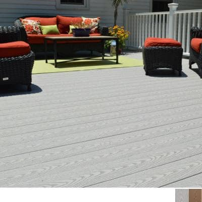 Capped Decking Composite Decking Board