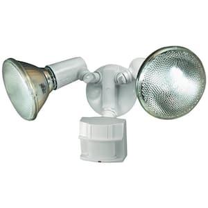 150-Degree White PAR Motion Sensing Security Light