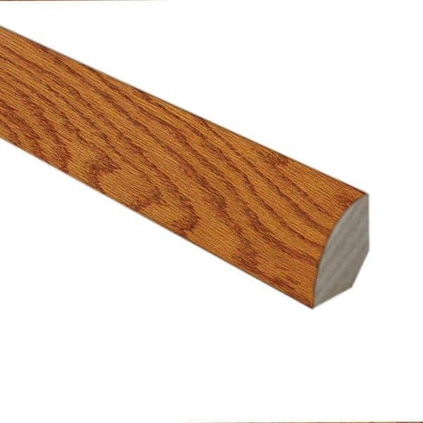 Oak Harvest 3 4 In Thick X 3 4 In Wide X 78 In Length Hardwood Quarter Round Molding Lm6832 The Home Depot