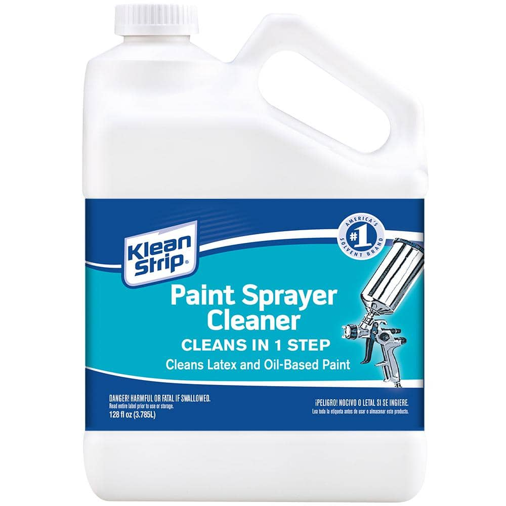 Klean-Strip 1 Gal. Paint Sprayer Cleaner