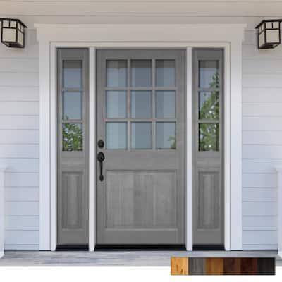 Classic Douglas Fir Exterior Wood Door Collection