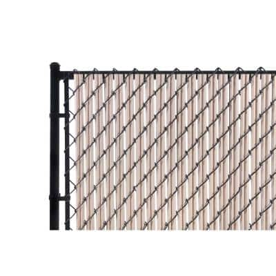 M-D 6 ft. Privacy Fence Slat Beige