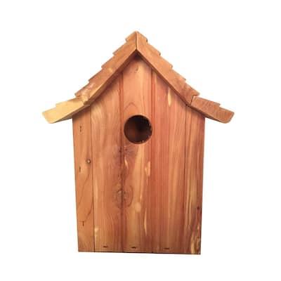 Cozy Manor Bird House