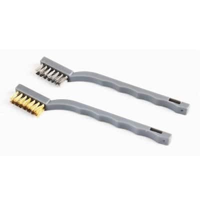 2-Piece Utility Brush Set