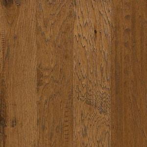 Western Hickory 5 in. W Espresso Engineered Hardwood Flooring (23.66 sq. ft./case)