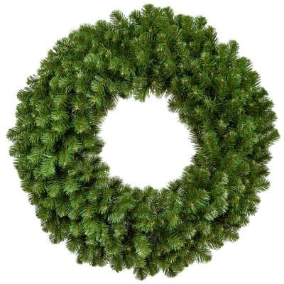 Sequoia Fir 30 in. Unlit Artificial Commercial Wreath