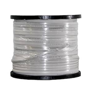 1,000 ft. 14/3 White Solid CerroMax SLiPWire CU NM-B Wire