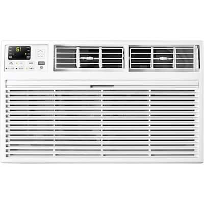 12,000 BTU 230V Through-the-Wall Air Conditioner Unit in White