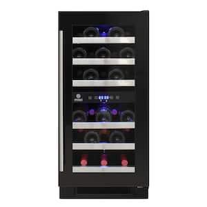 14.8 in. 28-Bottle Wine Cooler