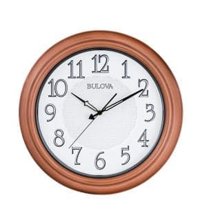 La Crosse Technology 20 In Large Analog Wall Clock 404 1220 The Home Depot
