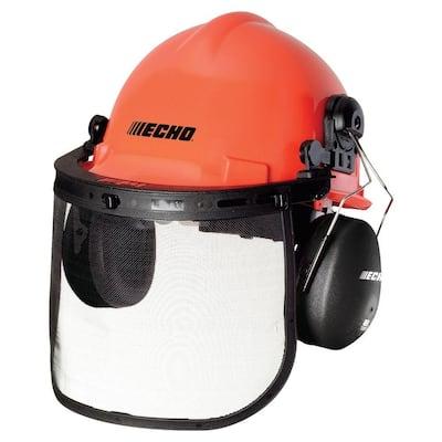 Chainsaw Safety Helmet System