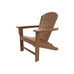 Yacht Club Shellback Tree House Plastic Patio Adirondack Chair