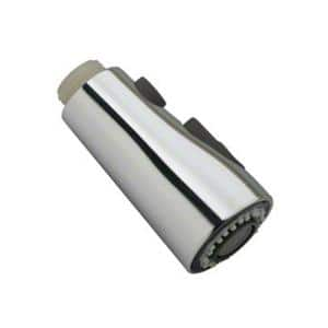 Simplice Pullout Spray Head in Stainless Steel