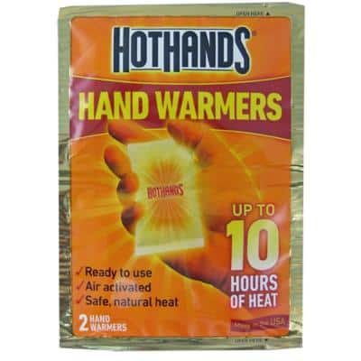 Air Activated Handwarmers