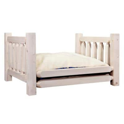 Homestead Collection Large Ready to Finish Pet Bed