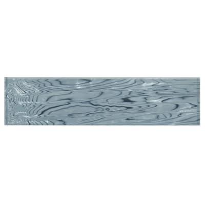 Chilcott Treasure 3 in. x 12 in. x 8 mm Glass Wall Tile (0.25 sq. ft.)