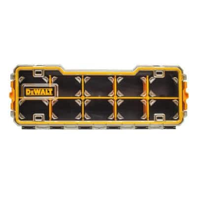 10-Compartment Pro Small Parts Organizer