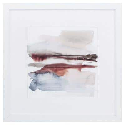 Victoria 27 in. x 27 in. White Gallery Frame