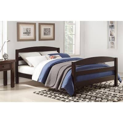 Owen Espresso Full Bed