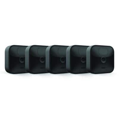 Wireless Outdoor 5-Camera System