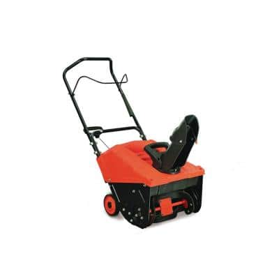 18 in. Single-Stage Gas Snow Blower