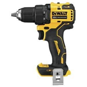 ATOMIC 20-Volt MAX Cordless Brushless Compact 1/2 in. Drill/Driver (Tool-Only)