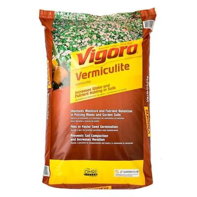 8 Qt. Organic Vermiculite Soil Amendment