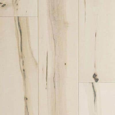 Maple Manhattan 3/8 in. T x 6-1/2 in. W x Varying Length Click Lock Engineered Hardwood Flooring (945.6 sq. ft. /pallet)