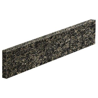20 in. Granite Sidesplash in Uba Tuba