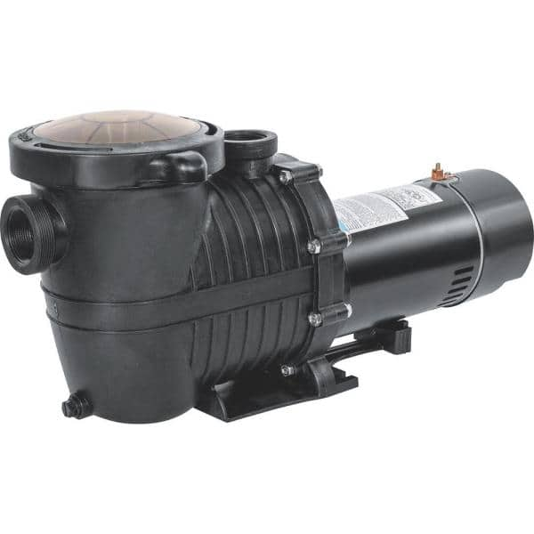 Xtremepowerus 230 Volt 1 5 Hp Self Priming Dual Speed Pool Pump With 1 5 Npt For In Above Ground Pools 5280gph 75038 H The Home Depot