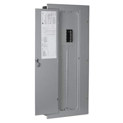 PowerMark Gold 200 Amp 32-Space 40-Circuit Main Breaker Indoor Circuit Breaker Panel