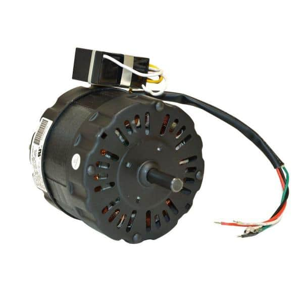 Master Flow Replacement Motor for 24 in. Direct Drive Whole House Fan-MOTOR24DD  - The Home DepotThe Home Depot